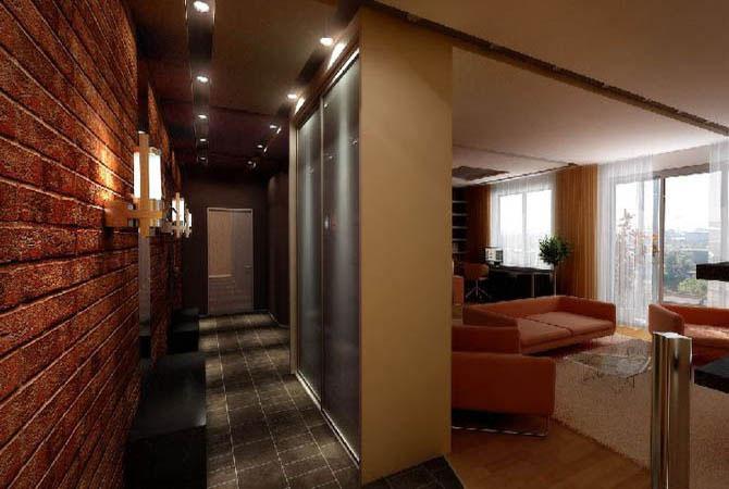 Дизайн интерьера квартиры хрущевки